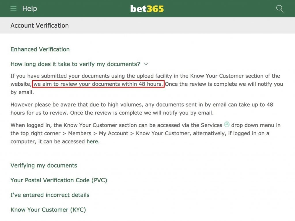 Bet365 Review - How to Withdraw to PayPal, Withdrawal Time & Rules