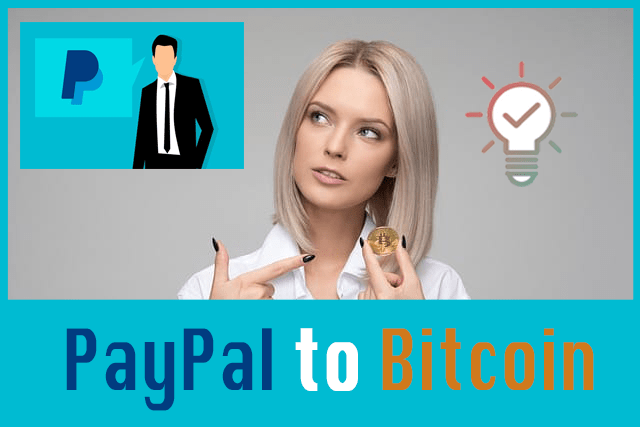 PayPal to Bitcoin exchange