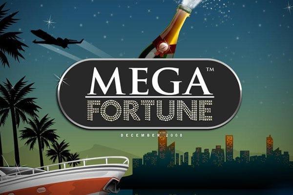 Mega Fortune Jackpot Slot