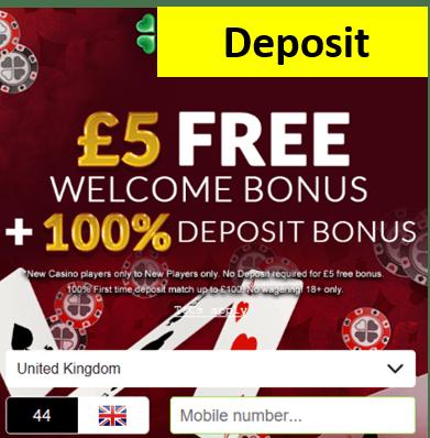 Mobile casino paypal deposit judi poker 99 online