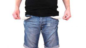 online casino debt wrote off